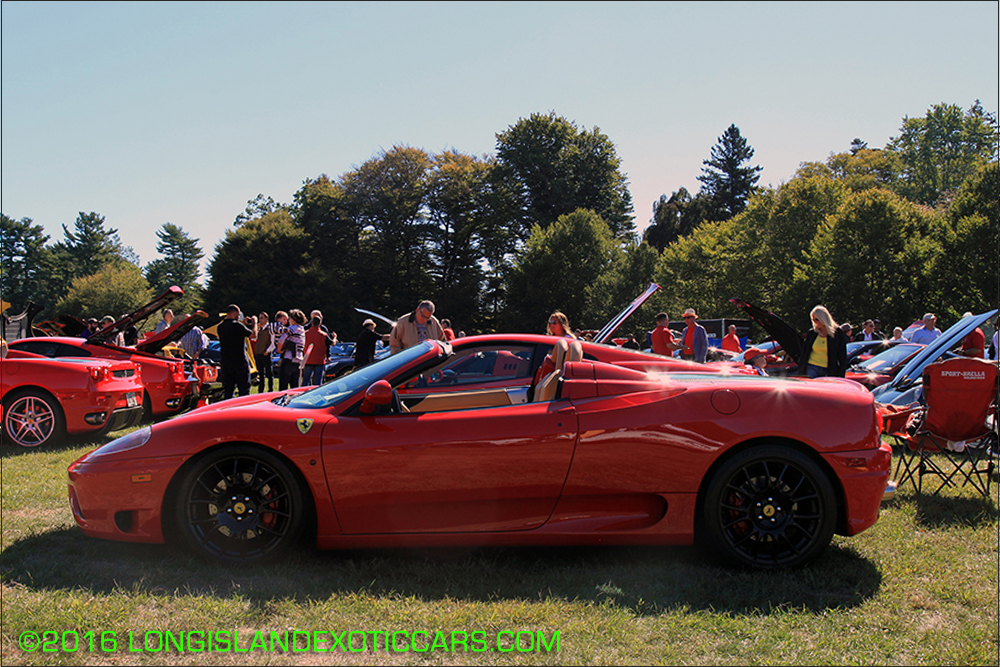 Great Marques Concours 2016 Old Westbury Gardens - Long Island ...