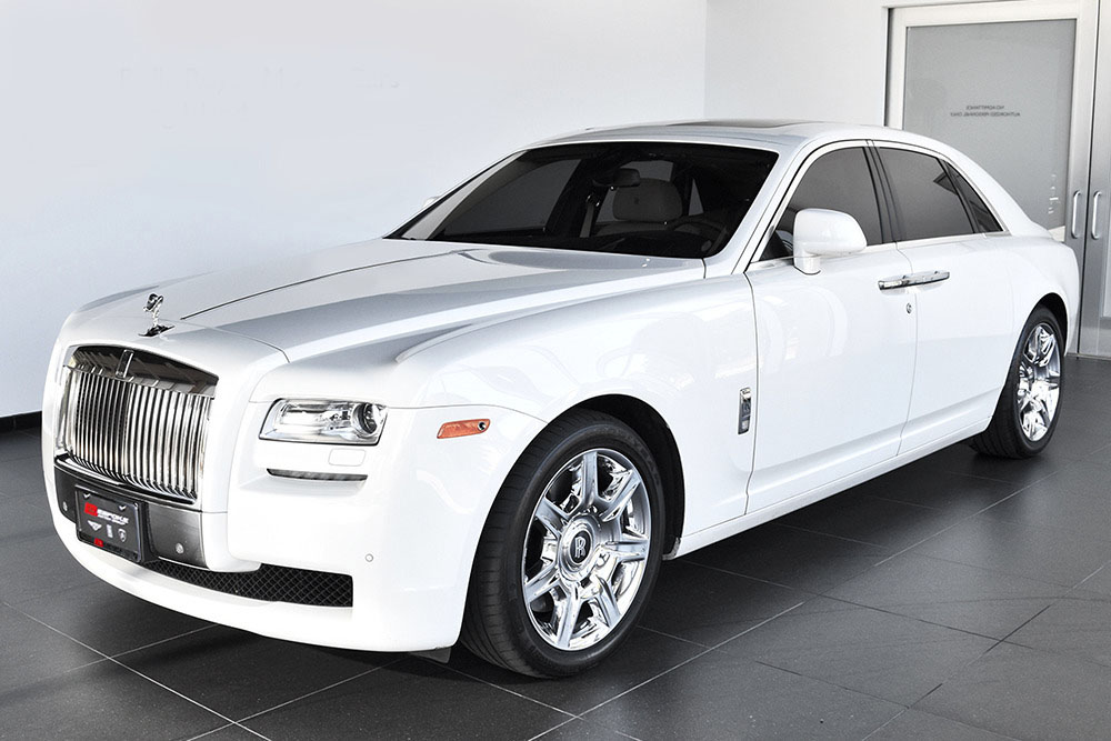 2013 rolls royce ghost certified pre owned long island exotic cars. Black Bedroom Furniture Sets. Home Design Ideas