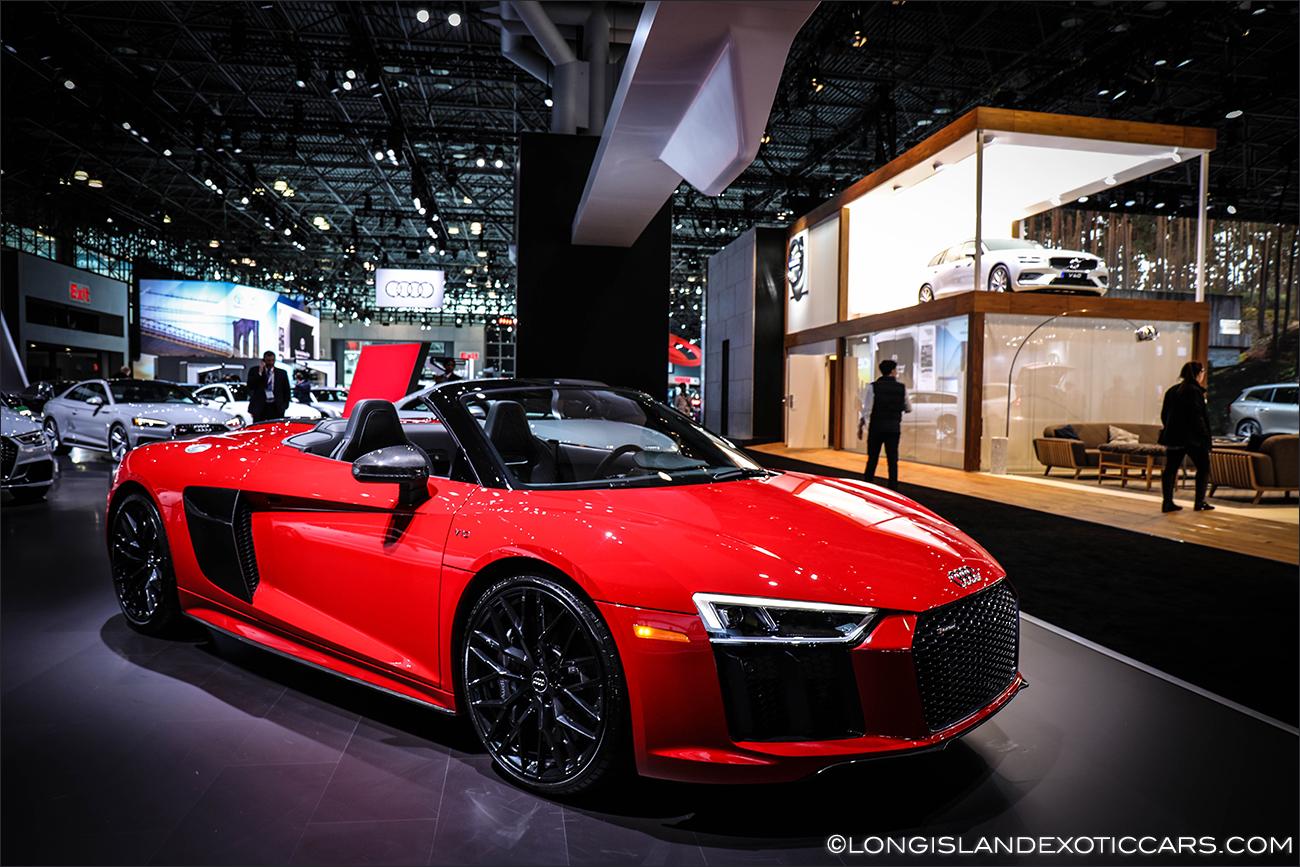 Anti Theft System >> New York International Auto Show 2018 NYIAS - Long Island ...