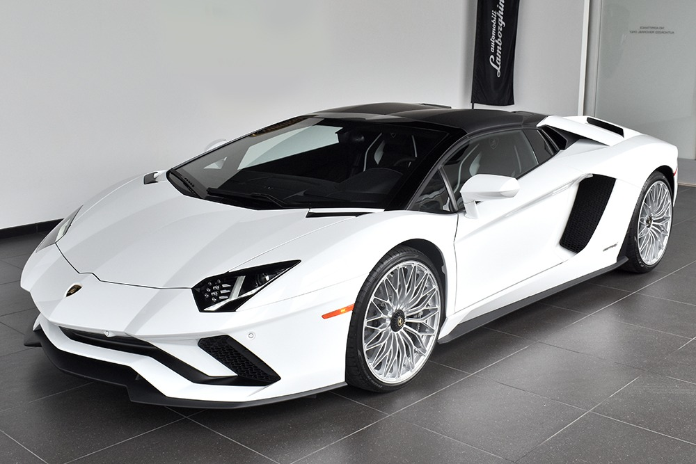2018 Lamborghini Aventador S Roadster Long Island Exotic Cars