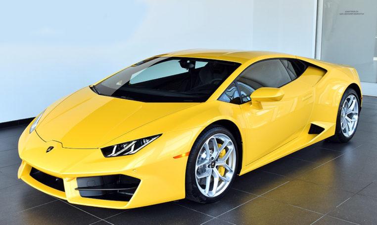 2018 Lamborghini Huracan Rwd L Long Island Exotic Cars L For Sale